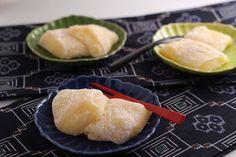 【バター風味に夢中!】秋田のおやつ「バター餅」を作ってみよう。 Camembert Cheese, Food And Drink, Sweets, Fruit, Cooking, Ethnic Recipes, Healthy Eating, Bread, Foods