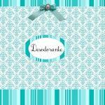 Molde Desodorante Kit Toilet Banheiro Azul TIffany:
