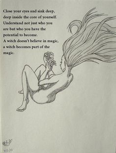 You are the power. You are the magic. <3 lesson #1, practice, practice, practice