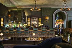 The Beekman Hotel, New York  Bar  Eclectic by Martin Brudnizki Design Studio
