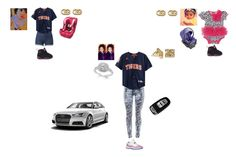"""""""Just ridin"""" by chanel-di0r17 ❤ liked on Polyvore featuring Gucci, Maxi-Cosi, Retrò, women's clothing, women's fashion, women, female, woman, misses and juniors"""
