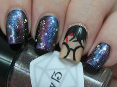 Accio Lacquer: Harry Potter Nail Art