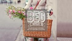 Beg Bicycles - charming, retro bikes in lovely colors. Can I order one please?  #color