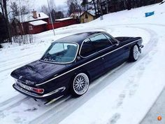 BMW, 2800csi what a travesty