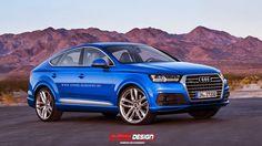 Audi Q8, una primera recreación del futuro SUV de corte coupé - http://www.actualidadmotor.com/2014/12/28/audi-q8-una-primera-recreacion-del-futuro-suv-de-corte-coupe/