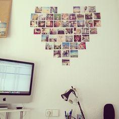 Una nueva manera de decorar vuestra habitación con las fotos Paper Lover - Foto de @Silvia Orduna