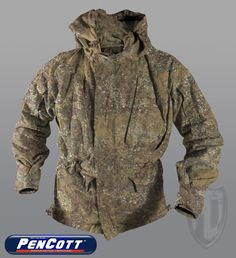 Pencott Badlands camo