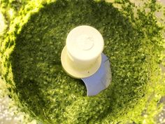Instant Pesto - The Amateur Gourmet