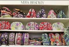 Vera Bradley stuff is awesome!!! I should get all of this stuff!!!!