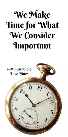 a 1-minute devotion uses an analogy of a neglected mom to inspire, encourage, and challenge Bible-believing Christians to prioritize their time with God.