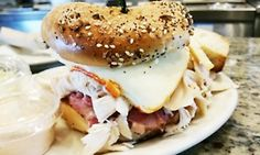 $11 for $20 Worth of New York Deli Food and Drinks at Max's Deli - Highland Park