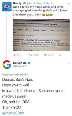 Manners Maketh Nan.