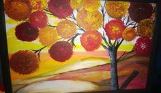 Paixão na Pintura: Declive - Slope