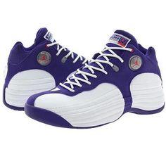 39c6230f0366fc Nike Air Jordan Jumpman Team 1 SZ 11 White Dark Concord 644938-153