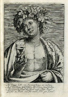 Autume, 1620-1630. From Droeshout's Four Seasons series.