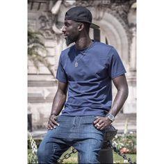 Blue Fusion #men #menstyle #fashion #stylish #france #french #outfit #football #lifestyle #french #stylish #sarouel #tendance #polo#paris#model #photographer #new #oversize
