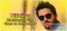 Nithiin's Ishq Film To Remake In Bollywood