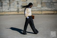 50 Top Street Style Looks from Paris Fashion Week SS16