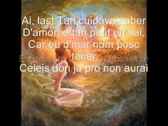 Medieval Baebes - Quan Vey La Lauzeta (lyrics) Lewis Carroll, Music Songs, Medieval, Lyrics, Album, Raven, Desk, Mid Century, Song Lyrics