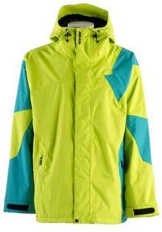 Departure Jacket : Lime  sale $98.98
