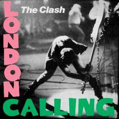 The Clash. London Calling.