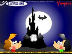 """""""O Vampiro"""" - Jantar dos Animais"""