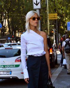 ON THE STREET - Mauro Del Signore Via Luca Beltrami Milan www.maurodelsignore.com