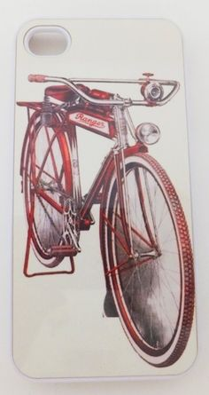 Yesteryear's mode of transportation is your #iPhone cover today