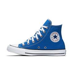 Converse Chuck Taylor All Star Seasonal Colors High Top Shoe Size 13 (Blue)  -