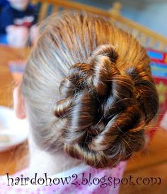 kids hair, wicked blog for kids hair! if only leah would sit and let me do some!!
