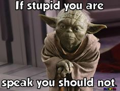 Get your laugh on to these 20 Really Funny Coffee Memes! Yoda Meme, Yoda Funny, Funny Jokes, Hilarious, Yoda Quotes Funny, Tuesday Humor, Star Wars Jokes, Day And Mood, Twisted Humor