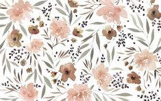 30 Free Beautiful Watercolor Wallpapers That Should Be on Your Desktop - 7