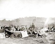 Field Hospital - Antietam - U.S. Civil War