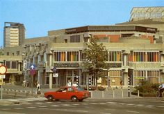 Het Muziekcentrum Vredenburg te Utrecht, 1975-1980