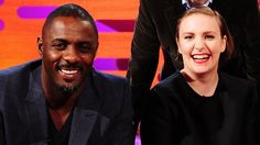 Idris Elba has the perfect response to a creepy text.