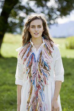 FATTO A MANO 253 - HÄKELN # 11 Malou, Bruna Lang Yarns, Trends, Knit Crochet, It Is Finished, Dreadlocks, My Favorite Things, Knitting, Hair Styles, Tops