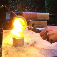 @scjjewelrydesign  Playing with #delftclaycasting tonight!  #riojeweler #sandcasting #pomegranate #handmadejewelry #onmybench #instasmithy #instajeweler #ilovesilver @scjjewelrydesign #etsymetalteam