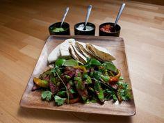 Get Steak Fajitas Recipe from Food Network