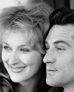 "Meryl Streep & Robert DeNiro in ""Falling in Love"""