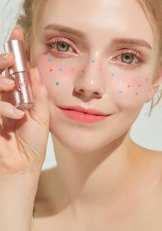 Cute Makeup, Beauty Makeup, Makeup Looks, Aesthetic Makeup, Aesthetic Girl, Ulzzang Makeup, Best Casual Outfits, Beauty Shoot, Colorful Makeup