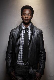 Edi Gathegi- Jeffrey Cole