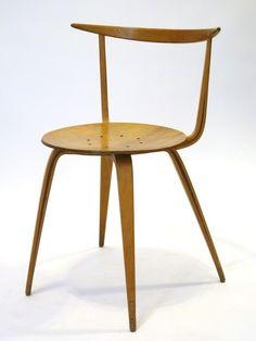George Nelson, 'Pretzel Chair,' 1957
