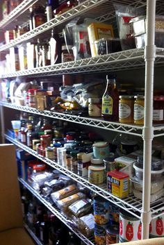 this is ina garten's pantry