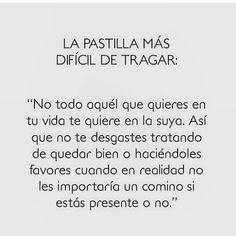 Quotes En Espanol, Deep Thoughts, True Quotes, Destiny, Sentences, Sad, Mindfulness, Advice, Positivity