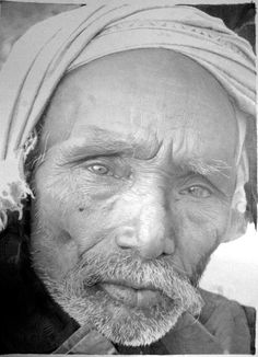 Looks like a photograph, but it is a pencil drawing... Artist: Paul Cadden
