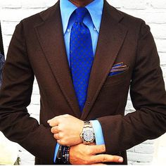 We love suits so much that we dedicate this board to incredible styles and icons. This Icon is @rickycarlo on instgram www.memysuitandtie.com/#mensfashion #men #mens #suit #grey #blue #green #black #tie #shirt #gentlemen