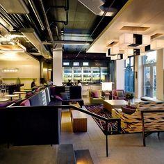 cozy hotel lobby design - Google Search