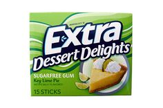 Key Lime Pie chewing gum