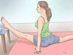 Bildtitel Do the Splits in a Week or Less Step 14