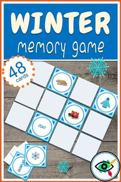 Memory Match Skill Cards